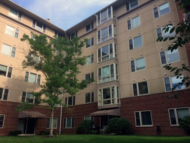 Brooksby Village Peabody Ma Commercial Aluminum