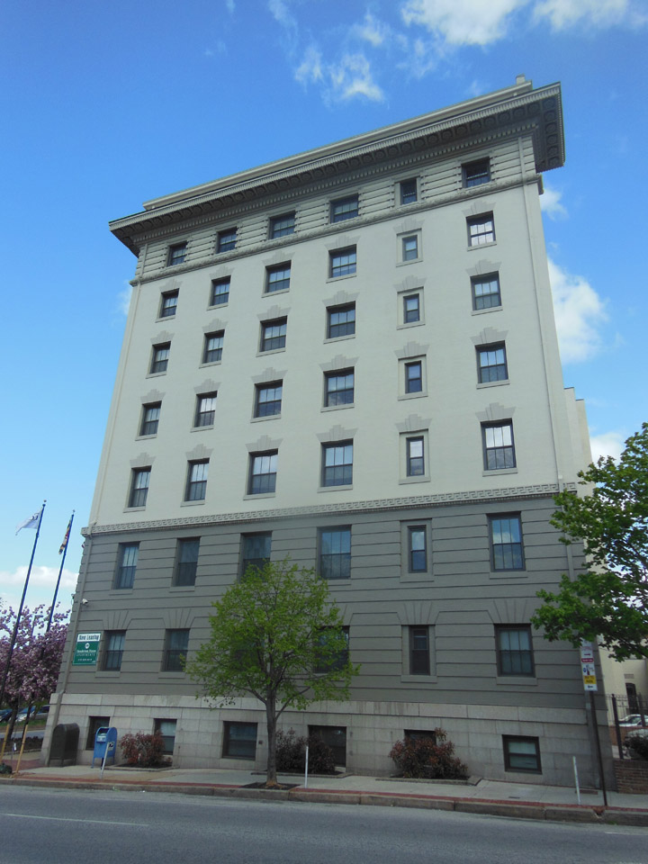 Henderson House Baltimore Md Commercial Aluminum