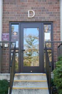 commercial steel door installation