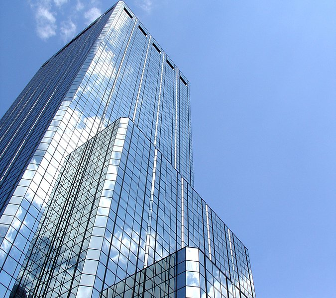 Skyscrapers with inadequate commercial windows can have higher energy bills in the winter and summer months