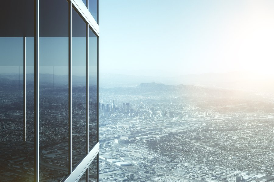 Energy efficient windows are extremely important for office buildings that have to endure the harsh winters of the NorthEast
