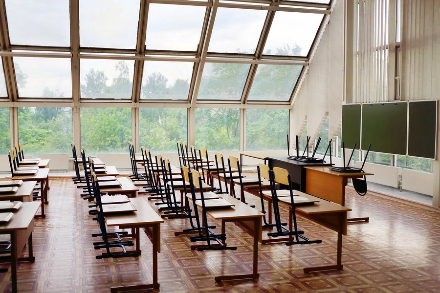 Commercial Window designs for educational facilities are constantly evolving